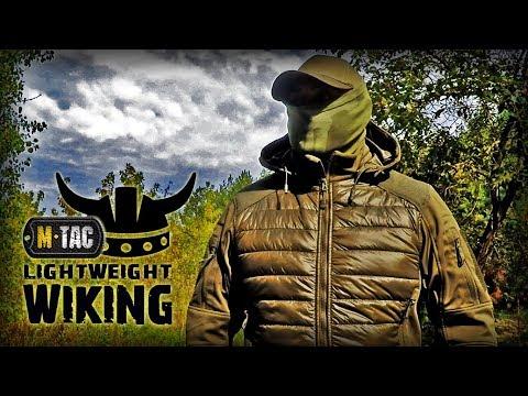 видео: soft shell куртка wiking lightweight М-ТАС
