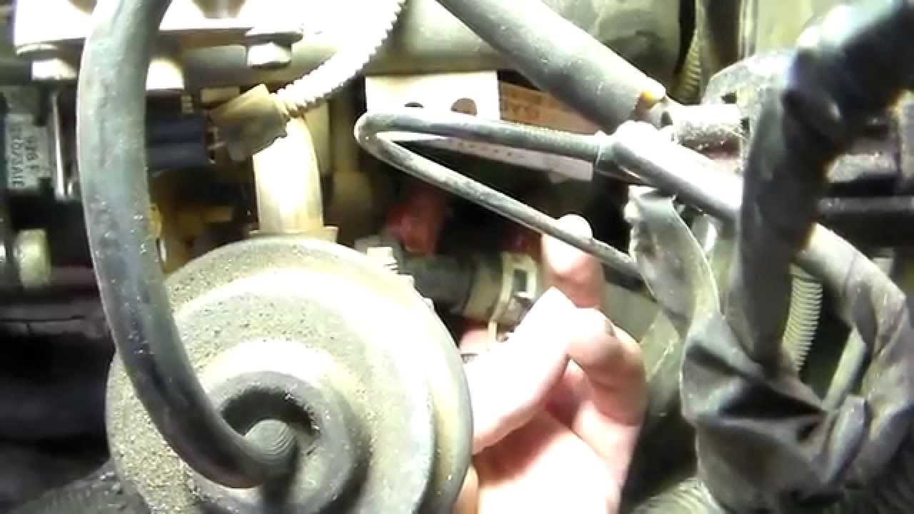 Ford Focus Heater Hose Replacement