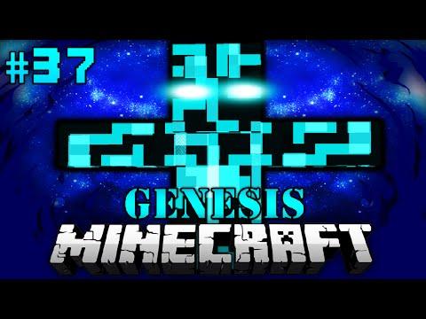 Zyklischer PLASMABOSS - Minecraft Genesis #037 [Deutsch/HD]