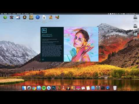 Dell Inspiron 7567   Hackintosh macOS High Sierra 10 13 1 - YouTube