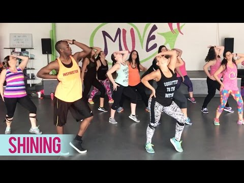DJ Khaled - Shining ft. Beyonce & Jay Z (Dance Fitness with Jessica)