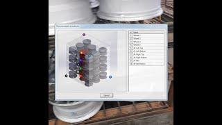 [TR-200129/4] การติดตั้งสายวัดอุณหภูมิ l TUS CQI-9 Frame Setup