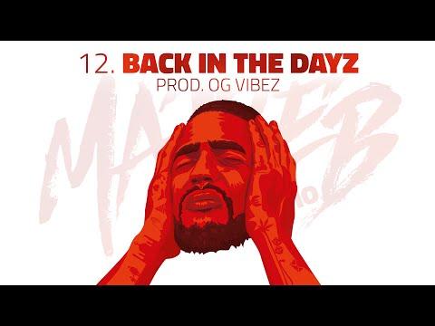 Josylvio - 12. Back In The Dayz (prod. OG Vibez) - Ma3seb