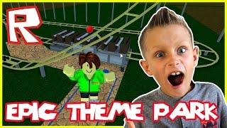 Themenpark Tycoon / The New Coaster / Roblox