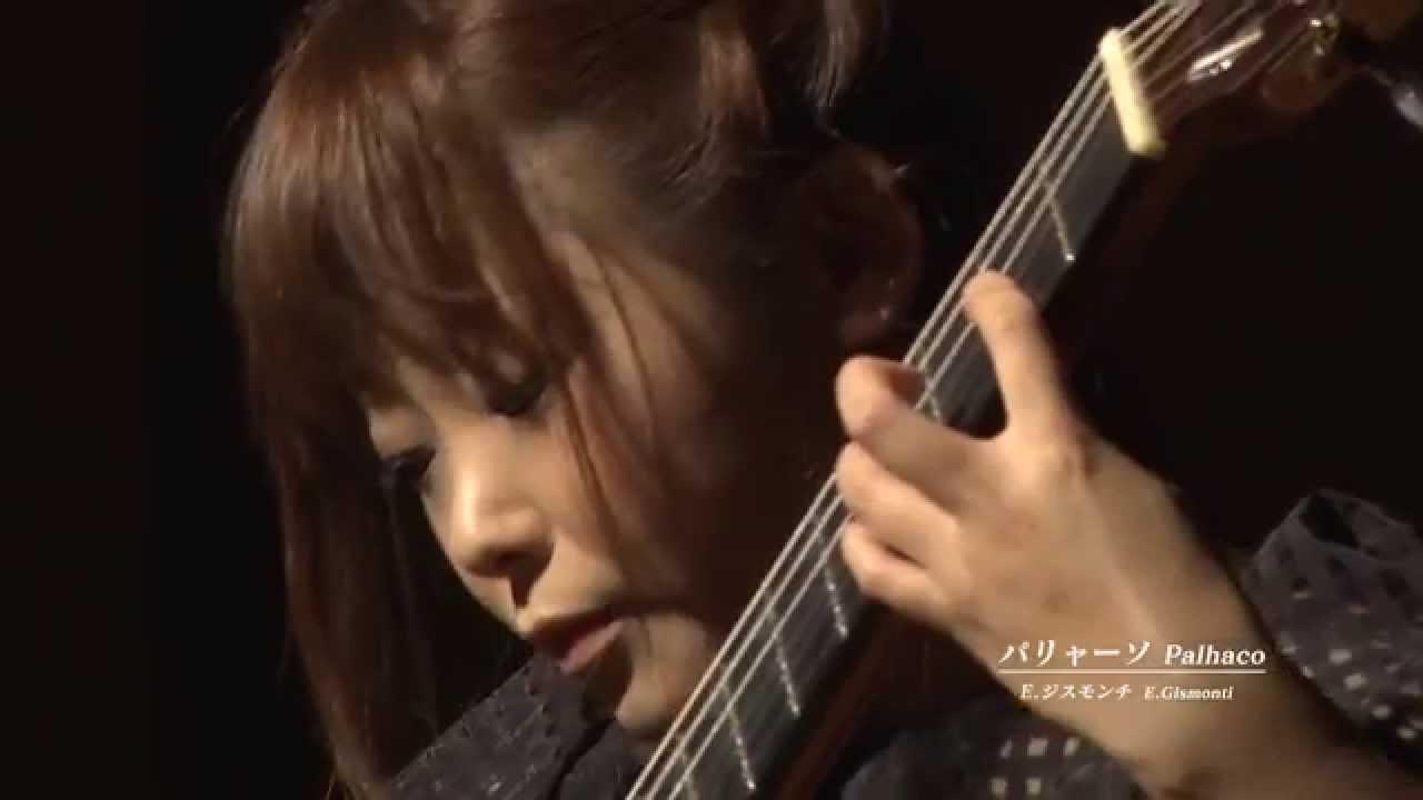 朴葵姫(パク・キュヒ) アルバム『Saudade -ブラジルギター作品集-』ダイジェストムービー
