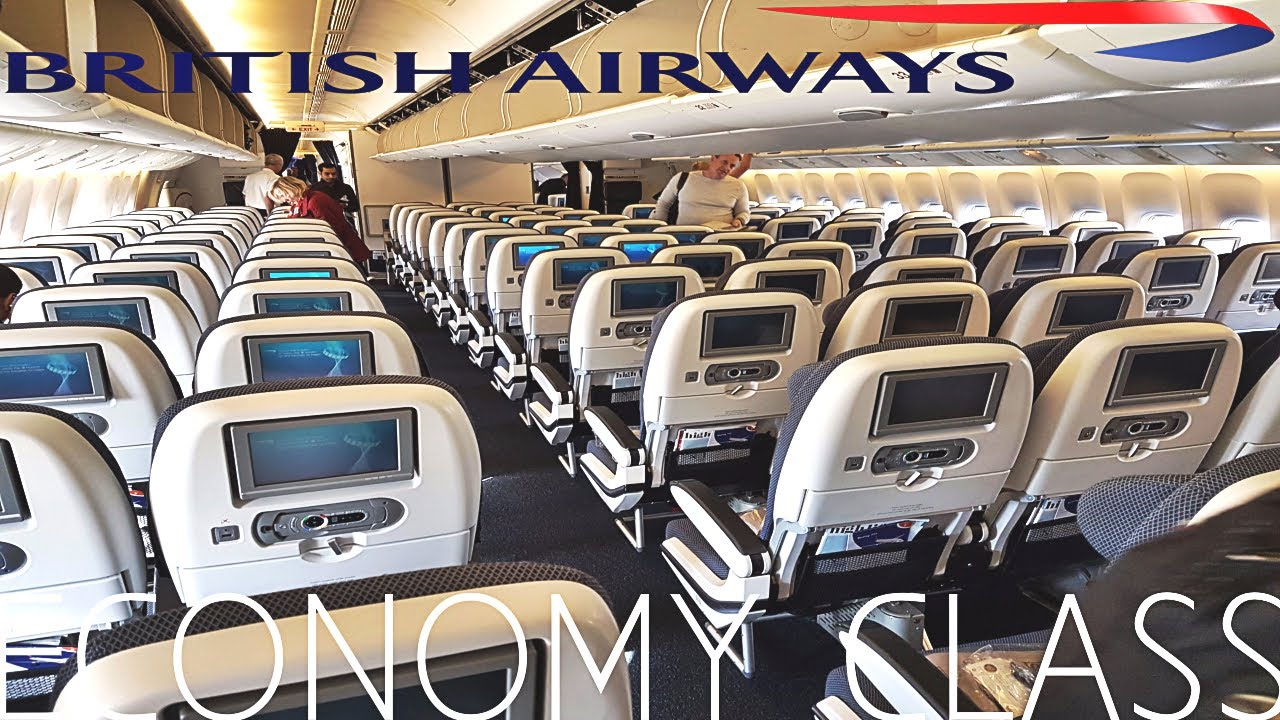 British Airways ECONOMY London to Doha|Boeing 777-200