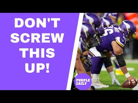 Minnesota Vikings offensive line ideas