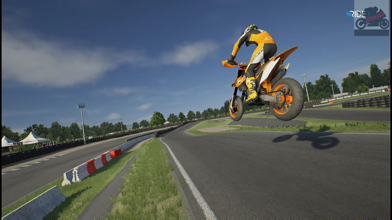 ride 3 career pt 3 supermoto is challenging xbox one. Black Bedroom Furniture Sets. Home Design Ideas