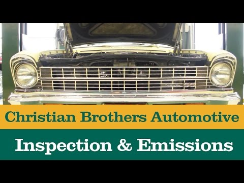 Inspection and Emissions Test in Westchase, FL - (813) 279-2134