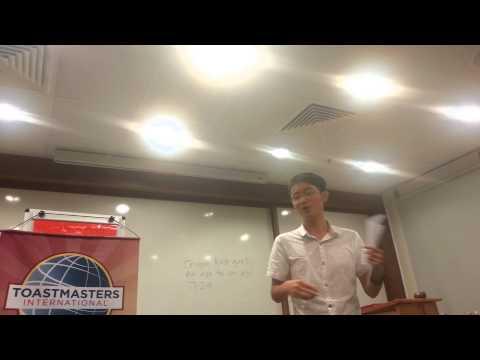 Wenfeng-Nanyang Schoolar TM-evaluator at the area