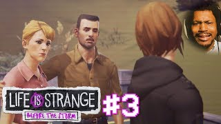 WHAT WOULD YOU DO IF YOUR MOM CHOSE HER BOYFRIEND OVER YOU | LiS: Before The Storm [Episode 2]