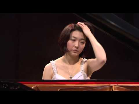 Claire Huangci – Sonata in B flat minor Op. 35 (third stage, 2010)