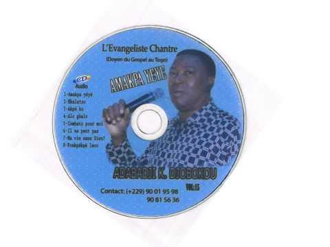 Togo Gospel Music: [Amakpa yéyé]: Adabadji K. Djobokou dans Alo Gbalo
