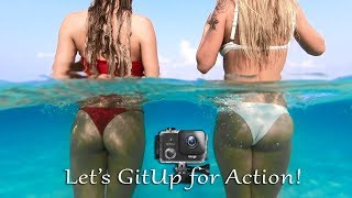 Райский отдых с GitUp G3 Duo экшн камерой