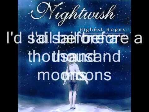 Nightwish Sleeping Sun (2005 version) with lyrics