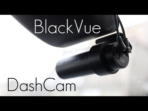 Got A Car? You NEED A Dashcam! - BlackVue DR750S Front/Rear Dash Cam - Hands On Review!