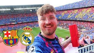 FC Barcelona vs. Real Madrid - El Clasico Stadionvlog | Es schmerzt so sehr... | ViscaBarca