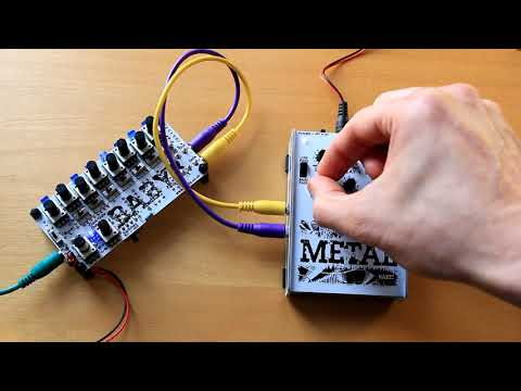 Rakit Metal Synth Demo