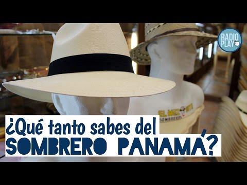 bajo costo comprar online construcción racional Lo que no sabías del sombrero panamá - YouTube