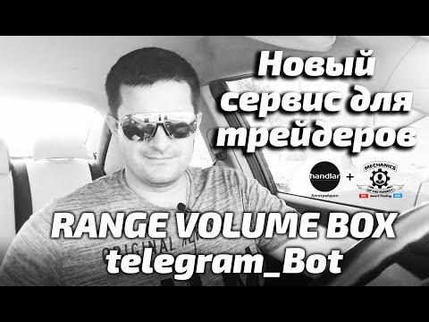 СЕРВИС ДЛЯ ТРЕЙДЕРОВ. RVB-telegram_Bot. Твой новый помощник теперь всегда с тобой!