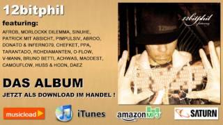 12bitphil - Producer Hip Hop ALBUM (Official Snippet)