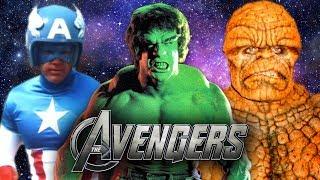 Mieser Start: Die (Trash)-Anfänge der Avengers | MovieTrivia