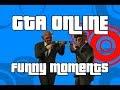 GTA V Online Funny Moments - Dick Pics, Class vs Bell, Mission Fails