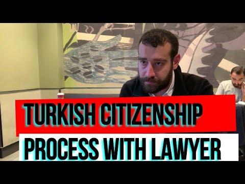Turkish Citizenship Process | How Does It Work ? | Turk Citi