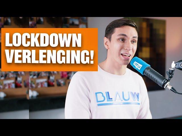 Lockdown verlenging: hoe sla je je hier als ondernemer doorheen?