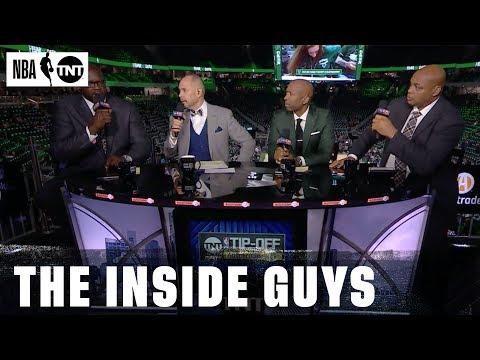 Inside Crew Announces Kia NBA Sixth Man Award & Kia NBA Most Improved Player | NBA on TNT