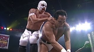 Download Video Rey Mysterio vs. Silver King: Nitro, September 22, 1997 MP3 3GP MP4