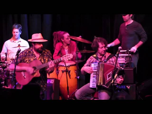 """Oye como va"" by the Pachanga Society with Dan ""Daddy Squeeze"" Newton."