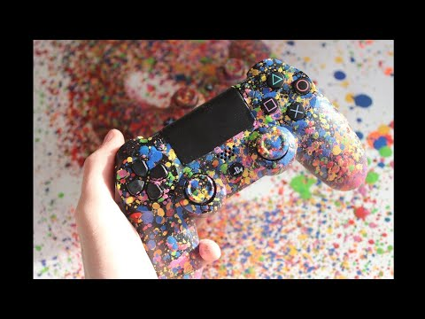 """How to make """"CUSTOM PS4 CONTROLLER"""" """"FOR FREE"""""""