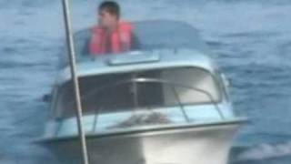 SHETLAND TYPE cabin boat RIVER CRUISER FISHING BOAT