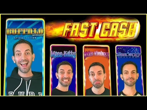 30 Minutes of FAST CASH ✦ Theme Thursdays Live Play ✦ Slot Machine Pokies in Vegas and SoCal