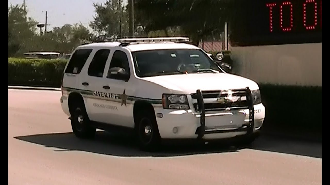 Orange County Sheriff's Office [FL   8/2012] - YouTube
