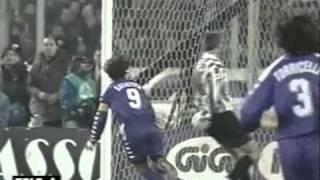 Batistuta Goal vs Juventus