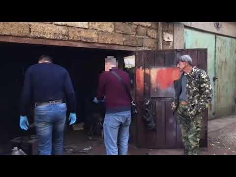 ФСБ опубликовало видео о задержании экстремистов украинских в крыму