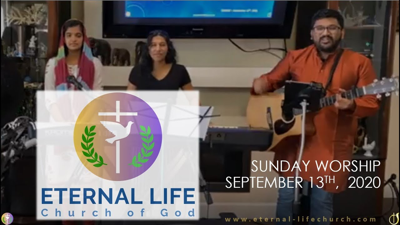 Sunday Worship - 8/13/2020