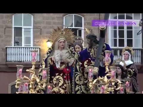Jesús de los Afligidos (San Fernando) por Santo Domingo (Via Crucis Diocesano Cádiz 2018)
