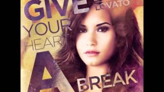 Karaoke -Give Your Heart A Break -Demi Levato (Higher Pitch) Lyrics in despcription