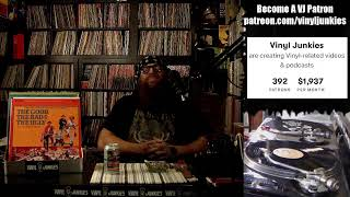 R.I.P. Ennio Morricone | Virus Broadcast 116 | VJ Pirate Radio