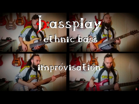 ethnic bass improvisation