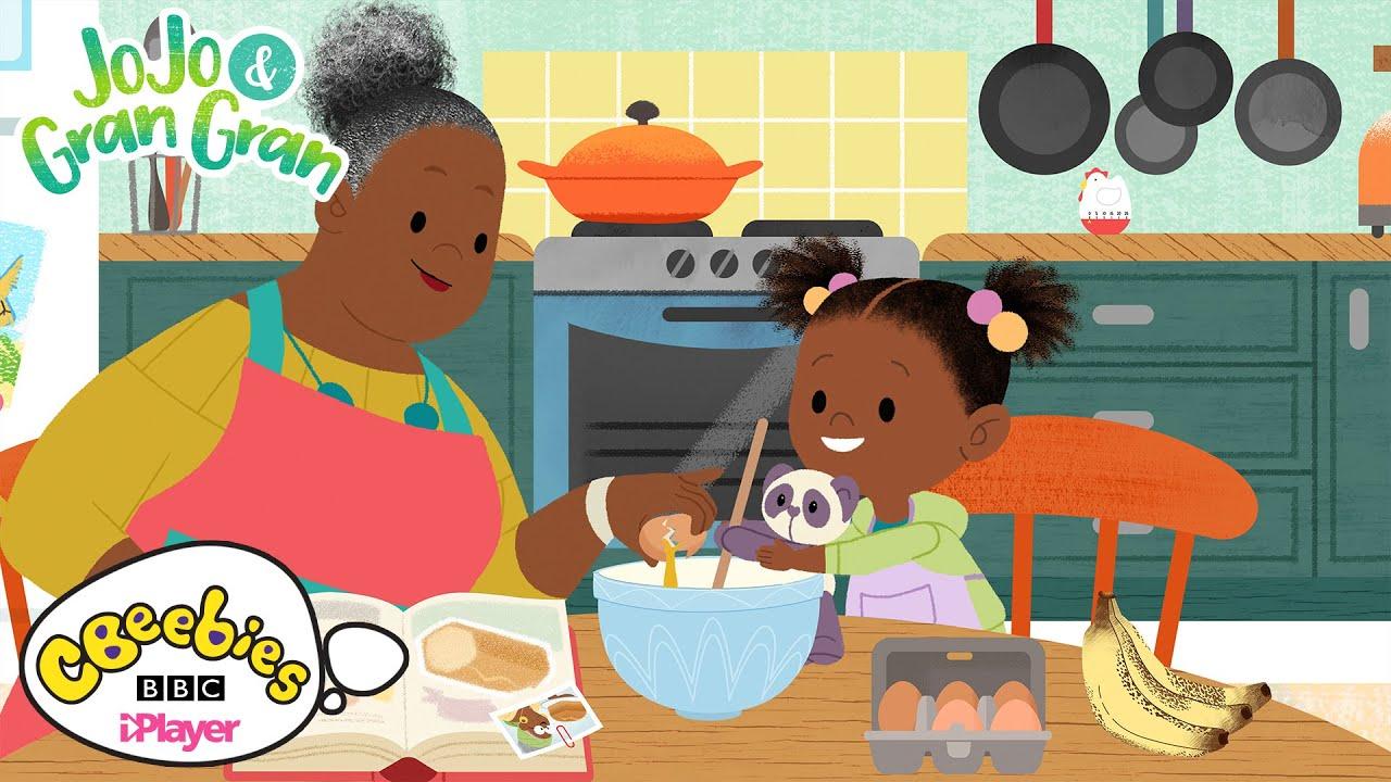 Meet JoJo & Gran Gran | CBeebies - YouTube