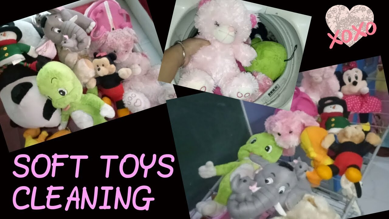 18 tips for washing soft toys in the car and by hand 47