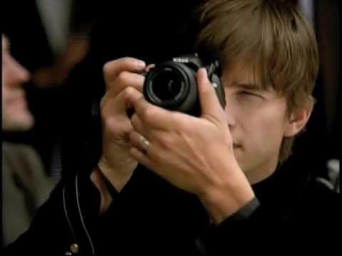 NIKON Commercial with Ashton Kutcher  Brad Everett Young