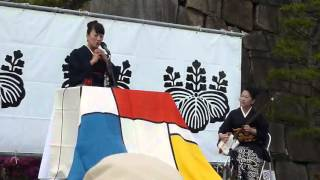 浪曲師・春野恵子がNY公演にチャレンジ!日本が誇るエンターテイメント...