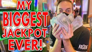 ✦►My BIGGEST JACKPOT EVER ◄✦ Filmed LIVE ✦