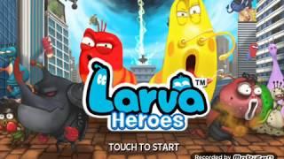 Larva Heroes | Ấu Trùng Tinh Nghich Đánh nhau Quyết Liệt Với Xác Ướp Ấu Trùng [P1]