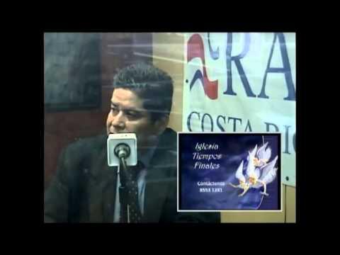 """JHOANN PIEDRAHITA. """"CLAMOR DE MEDIA NOCHE EN RADIO COSTA RICA. #1"""""""